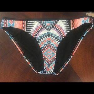 Gibson Latimer Print Bikini Bottoms